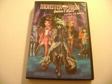 Monster High: Ghouls Rule (DVD, 2012, En/Fr/Sp) Mattel
