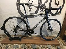 2017 Cannondale Synapse Alloy Disc 105 - 54cm, New Black/Gray