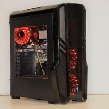 RGB GAMING PC i7-2600 3.4 Gh 16 GB DDR3 New 1TB HDD 4 GB GTX 1650 Wndows 10