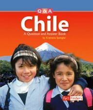 Chile: A Question and Answer Book (Fact Finders: Questions and-ExLibrary