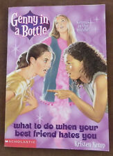 Genny in a Bottle - What to do when your best friend hates you - Kristen Kemp