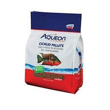 Aqueon Cichlid Food Medium Pellets, 25-Ounce