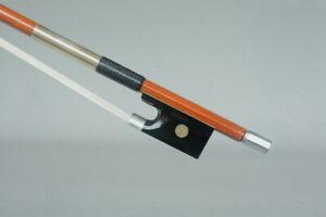 Master piece!A Genuine Pernambucowood Violin Bow  D.PECCATTEcopy! 62.2g
