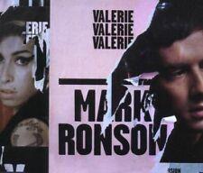 Mark Ronson 4 track CD Single  Valerie (2008, feat. Amy Winehouse)