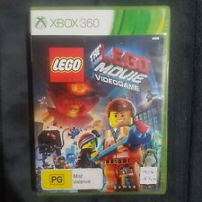 😶 The Lego Movie Videogame || Microsoft Xbox 360 || Includes Manual || Used