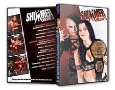 Official Shimmer Women Athletes Volume 73 Female Wrestling Event DVD