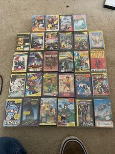 Job lot of  28 ZX Spectrum 48k original games