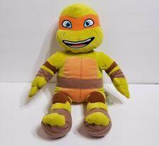 Build A Bear Michelangelo Teenage Mutant Ninja Turtle Stuffed Plush Animal Tmnt
