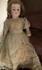 simon halbig antique german bisque dolls