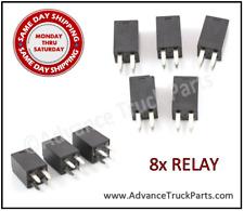 8x OEM 303-1AH-C-R1-U01-12VDC Relays SPNO 20A 12VDC VERY FAST SHIPPING