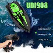 Gran Sin Escobillas RC Racing Barco 40KM/h control remoto electrónico Alta Velocidad barcos