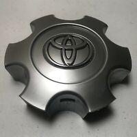 Toyota Tundra Sequoia OEM Wheel Center Cap 2003-2007 Hyper Silver 42603-420NM-01