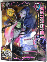 Monster High ~ SIRENA VON BOO DOLL (FREAKY FUSION) ~ UNOPENED ~ MATTEL