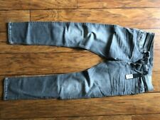 Men's black/denim Diesel jea