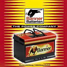 BANNER Power Bull P7412 / 74A Batterie Autobatterie Starterbatterie