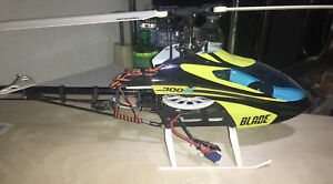 Blade 300 X  Electric Flybarless Helicopter 300x