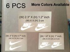 6 Pcs Nike Iron On Heat Press Iron on Nike Patch Sports Logo Diy t Shirt