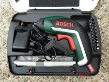 Bosch IXO Cordless Mini Compact Drill Screw Driver 3.6v IXO diy lithium battery