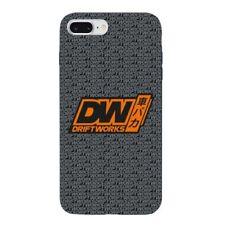 Driftworks Premium Rubber Black Phone Case - iPhone 7 Plus -