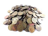 LOT OF 100 SOVIET RUSSIA 2 USSR KOPEK COINS 1961-1991 CCCP COMMUNIST MONEY