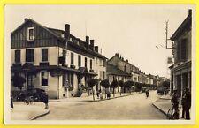 cpsm 88 - THAON les VOSGES Rue d'ALSACE Epicerie MOUGIN Pharmacie du Dr. PIERRE