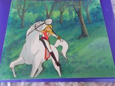 Lady Oscar Rose Versailles cel con douga e background