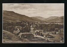 Scotland Perthshire CRIANLARICH  General View 1929 RP PPC