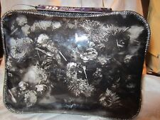 URBAN DECAY Walk Of Shame COSMETIC/MAKEUP BAG Metallic Colors Limited Edition