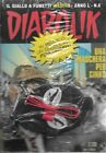 Diabolik Anno L N°8 Una maschera per Ginko Blisterato con gadget.