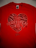 Shawn Michaels Heart Logo Heartbreak Kid HBK Wrestling WWE T-Shirt