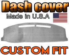 Fits 2007-2009 FORD  TAURUS  DASH COVER MAT  DASHBOARD PAD  / LIGHT GREY