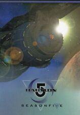 Babylon Season 5    TV Series   Individual Trading Cards For Sale