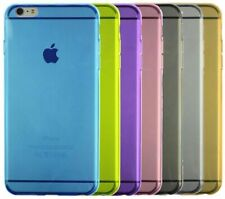 Ultra Thin Slim Protector Case Accessory TPU Silicone in Blue Purple Gold Pink