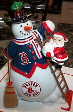 BOSTON RED SOX COLLECTABLE  DATED 2012 CHRISTMAS ORNAMENT