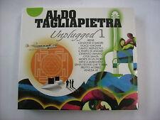 ALDO TAGLIAPIETRA - UNPLUGGED VOL.1&2 - 2CD SIGILLATO 2011
