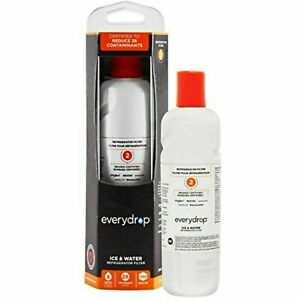 New EveryDrop Ice & Refrigerator Water Filter 2 EDR2RXD1Pack White Free Ship