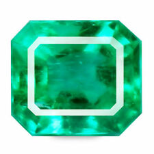 Colombia Very Good Cut Translucent Loose Natural Emeralds