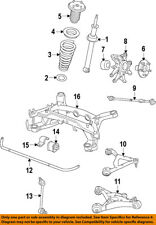 JAGUAR OEM 10-15 XFR Rear Suspension-Coil Spring C2Z11482
