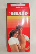 DR. GIBAUD Shoulder Support Vintage 1970's Brand New Boxed Size 3 INELCO France