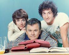 BOB CRANE TRISHA HART TODD SUSMAN PORTRAIT THE BOB CRANE SHOW 1975 NBC TV PHOTO