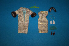 "Vintage-Mattel-1959-1964-Barbie-""Evening Splendour""- #961-An Almost Complete Set"