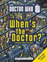 Doctor Who: When's The Doctor?, Santillan, Jorge, New,