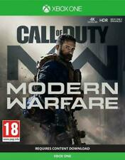 Call of Duty: Modern Warfare (Microsoft Xbox One, 2019)
