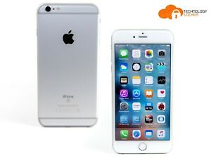 Apple A1524 iPhone 6 Plus 128GB storage Unlocked Good Condition Silver