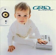THE GRID - EVOLVER NEW CD