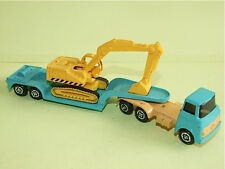 CAMION IMPY MAJOR LONE STAR + EXCAVATOR HO  1/87
