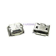 10 LOT NEW Micro USB Charging Sync Port Motorola Droid RAZR XT912 Connector Dock