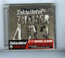 CD (NEW) TOKIO HOTEL ZIMMER 483