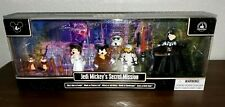 Disney Parks Jedi Mickey's Secret Mission Star Wars Figure Set NEW!!