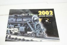 2002 K-Line  second edition, train catalog, very good, S-2